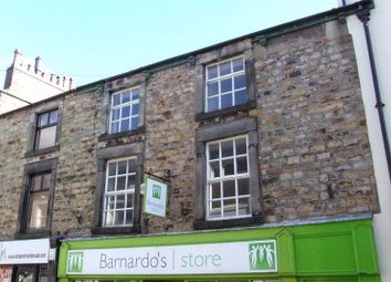 Thumbnail 3 bed maisonette to rent in Penny Street, Lancaster