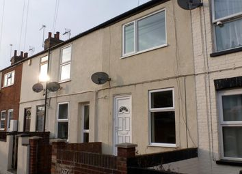 Thumbnail 2 bedroom terraced house to rent in Wellington Cottages, Clapham Road North, Lowestoft