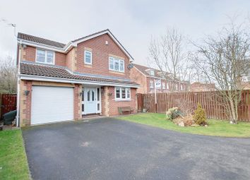 Thumbnail 4 bedroom detached house for sale in Beaumont Manor, Chase Farm Drive, Blyth