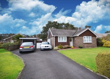 Thumbnail 2 bed detached bungalow for sale in Webbs Close, Ashley Heath, Ringwood