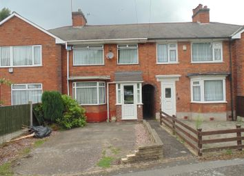 Thumbnail 3 bed terraced house to rent in Walmer Grove, Erdington, Birmingham