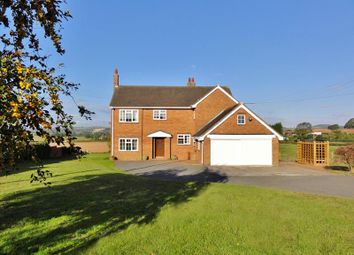Thumbnail 4 bed detached house to rent in Newcroft, Preston Cross, Ledbury, Herefordshire