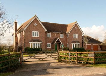Thumbnail 5 bed detached house for sale in Chelmsford Road, Causeway End, Felsted, Dunmow