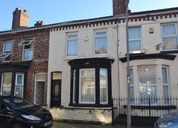 Thumbnail 2 bed terraced house to rent in Albany Road, Walton, Liverpool