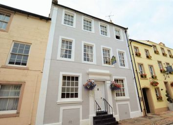Thumbnail 5 bed town house for sale in Church Street, Whitehaven