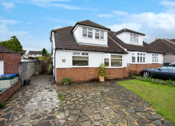 Thumbnail 4 bed semi-detached bungalow for sale in Winchester Road, Orpington