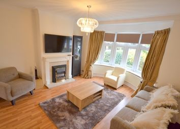 Thumbnail 4 bed semi-detached house to rent in West Hill Way, Totteridge, London