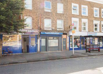 Thumbnail Retail premises to let in Queensbridge Road, London