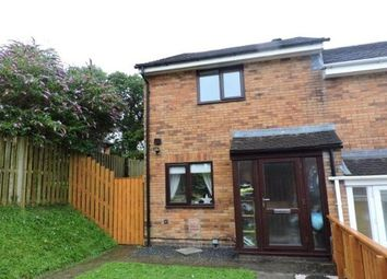 Thumbnail 2 bedroom semi-detached house to rent in Bryn Gorwel, Carmarthen