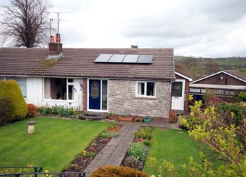 Thumbnail 2 bed semi-detached bungalow for sale in Enyeat Road, Endmoor, Kendal