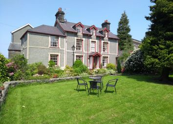 Thumbnail 7 bed detached house for sale in Station Road, Llanrwst