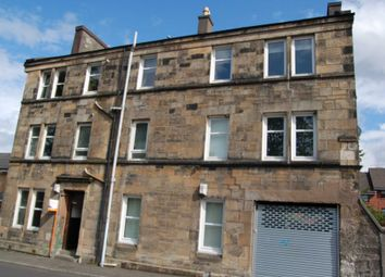 Thumbnail 1 bedroom flat to rent in Collier Street, Johnstone