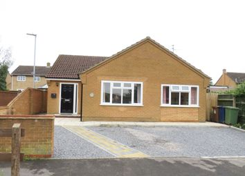 Thumbnail 4 bedroom detached bungalow for sale in Bowker Way, Whittlesey, Peterborough