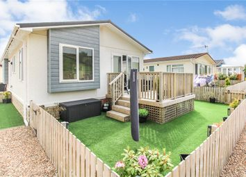 Thumbnail 2 bed lodge for sale in High View, Dales View Park, Salterforth, Barnoldswick