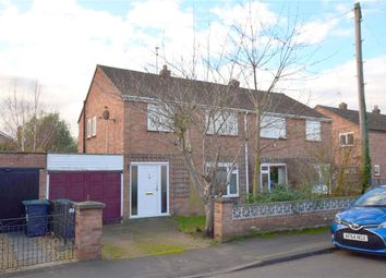 Thumbnail 3 bed semi-detached house for sale in Fairfields, St. Ives, Cambridgeshire