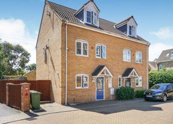 4 bed semi-detached house for sale in Boleyn Avenue, Peterborough PE2