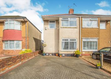 Thumbnail 3 bed semi-detached house for sale in Fairfax Road, Heath, Cardiff