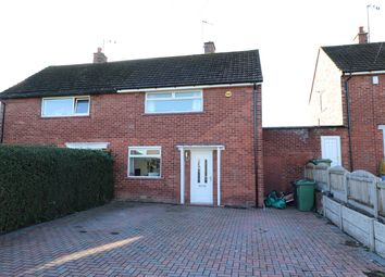 Thumbnail 2 bed semi-detached house for sale in Edgehill Road, Harraby, Carlisle