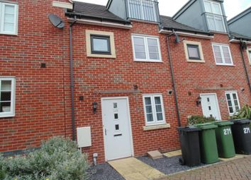 Thumbnail 3 bed town house to rent in Sinclair Drive, Basingstoke