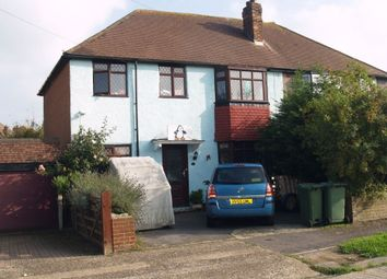 Thumbnail 5 bed semi-detached house for sale in Gadesden Road, West Ewell, Epsom