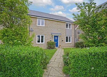 Thumbnail 4 bedroom semi-detached house for sale in Cromwell Drive, Hinchingbrooke, Huntingdon, Cambridgeshire