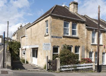 Thumbnail 4 bed terraced house for sale in Lymore Gardens, Bath