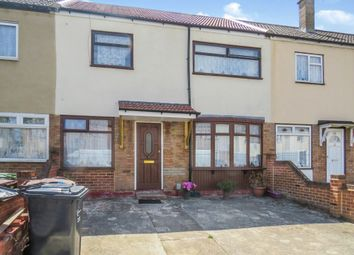 Thumbnail 3 bedroom terraced house for sale in Chelmer Crescent, Barking