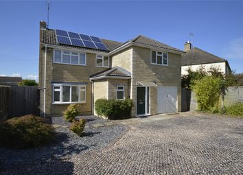 Thumbnail 4 bed detached house for sale in New Road, Woodmancote