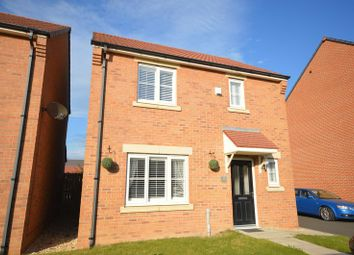 Thumbnail 3 bedroom detached house for sale in Countess Way, Shiremoor, Newcastle Upon Tyne