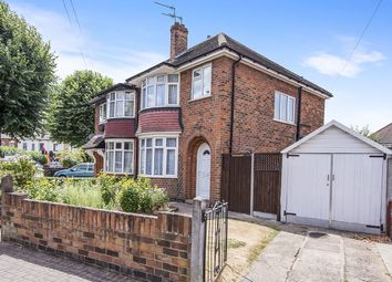 Thumbnail 3 bed semi-detached house for sale in Rendell Street, Loughborough