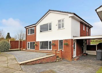 Thumbnail 5 bedroom detached house for sale in Whalley Drive, Lowercroft, Bury