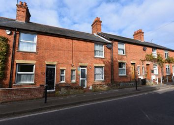 Thumbnail 2 bed terraced house for sale in Swan Street, Kingsclere, Newbury
