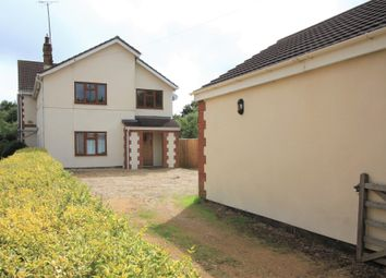 Thumbnail 5 bed detached house for sale in Swindon Road, Highworth, Swindon