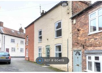 Thumbnail 2 bed terraced house to rent in Bobs Lane, Caistor, Market Rasen