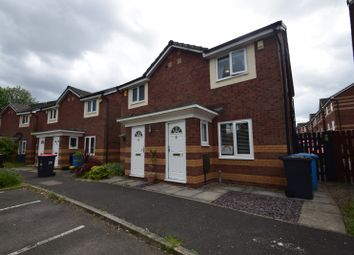 Thumbnail Semi-detached house for sale in Velour Close, Trinity Riverside, Salford