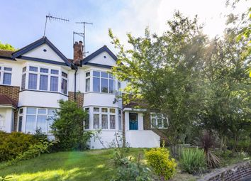 Thumbnail 3 bed flat for sale in Sandall Close, London