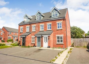 Thumbnail 3 bed end terrace house for sale in Beacon Green, Skelmersdale
