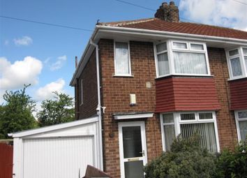 Thumbnail 2 bedroom semi-detached house to rent in Melton Avenue, York