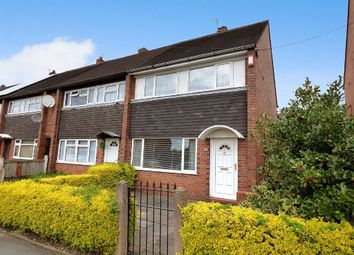 Thumbnail 2 bedroom town house for sale in Tiverton Road, Berry Hill, Stoke-On-Trent