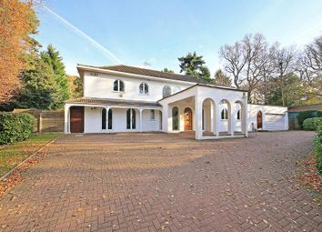 Thumbnail 5 bed detached house to rent in Sandy Lane, Northwood