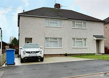 Thumbnail 2 bed semi-detached house to rent in Burnbridge Road, Old Whittington, Chesterfield, Derbyshire