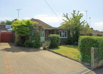 Thumbnail 4 bed detached bungalow for sale in Fairview Drive, Hythe, Southampton