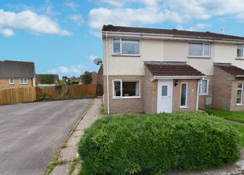 Thumbnail 2 bed end terrace house for sale in Bubwith Close, Chard