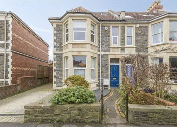 Thumbnail 5 bed end terrace house for sale in Nevil Road, Bishopston, Bristol