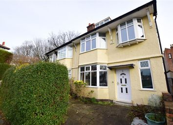Thumbnail 4 bed semi-detached house for sale in St Georges Park, Wallasey, Merseyside