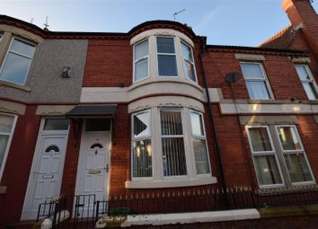 Thumbnail 2 bed terraced house for sale in Kingsley Street, Birkenhead