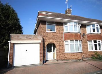 Thumbnail 4 bedroom semi-detached house for sale in Farleigh Crescent, Lawn, Swindon