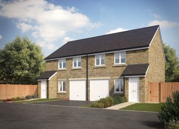 "Thumbnail 3 bed semi-detached house for sale in ""The Chatsworth"" at Townsend Road, Witney"