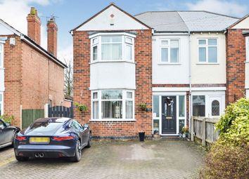 Thumbnail 3 bed semi-detached house for sale in Hillmorton Road, Hillmorton, Rugby