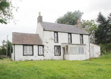 Thumbnail 3 bed detached house for sale in Dairyman's House, Newton Of Balcanquhal, Glenfarg PH29Qd